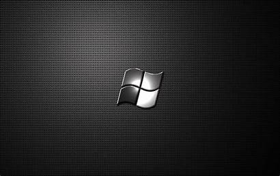 Microsoft Windows Computer Dark Backgrounds Wallpapers Fg