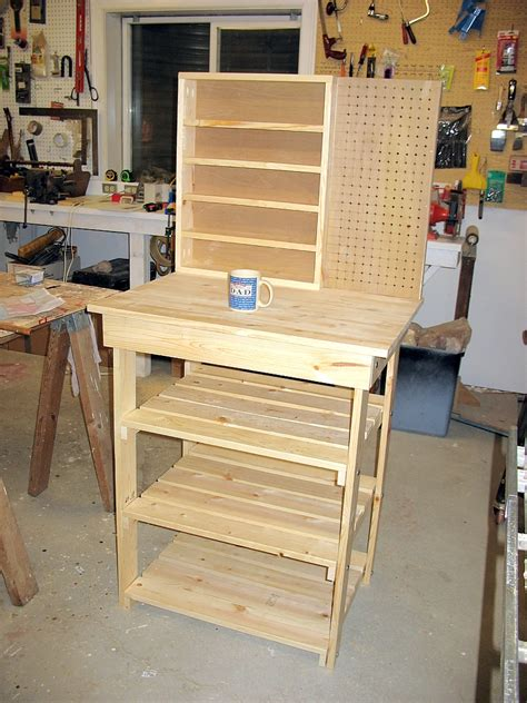 dale maley family web site small workbench