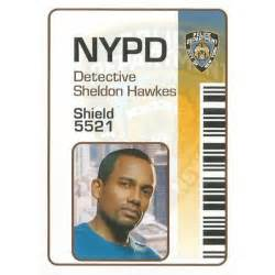 Csi New York Series 1 Unreleased Error Id Badge Chase Card