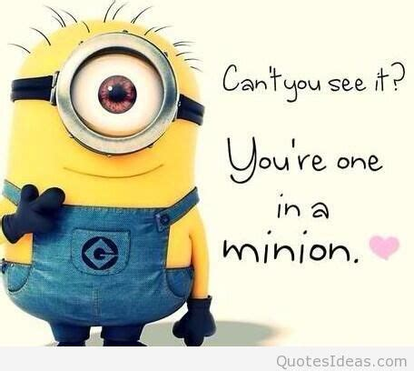 funny minions love cartoons quotes  sayings