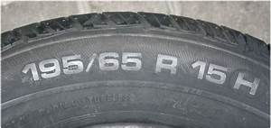 Understanding Tyre Markings