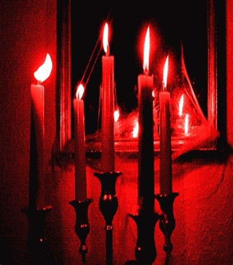 candles creepy aesthetic darkness spam