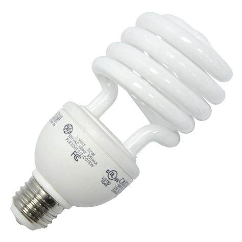 ge fluorescent light bulbs ge 78952 fle32ht3 2d3 bx twist medium base compact