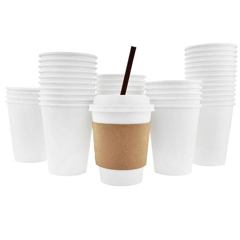 Find travel coffee cup from a vast selection of paper & ephemera. 100 Pack - 16 Oz 8, 12, 20 Available Disposable Hot ...