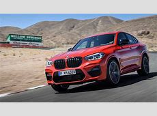 2020 BMW X3 M and X4 M give fierce SUVs up to 503hp to