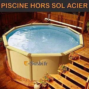 Piscine Acier Hors Sol Pas Cher : piscine hors sol acier m tal ou bois images arts et ~ Dailycaller-alerts.com Idées de Décoration