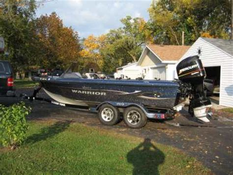 Used Warrior Boats For Sale In Wisconsin by Used Boat Trailers For Sale In Va