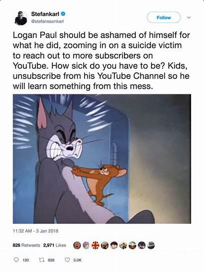 Logan Suicide Paul Forest Meme Victim Random