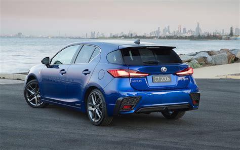 2018 lexus ct 200h sale in australia from 40 900 performancedrive