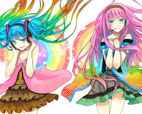 Sakasama Rainbow - VOCALOID - Image #247824 - Zerochan Anime Image Board