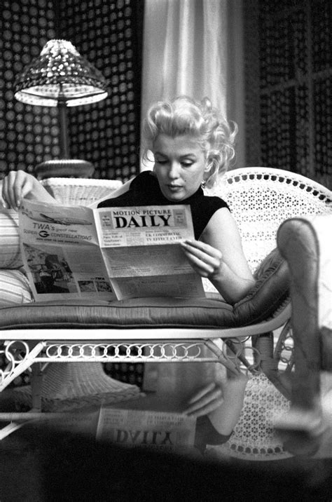 'marilyn monroe reading' (hey, let's murder this phrase