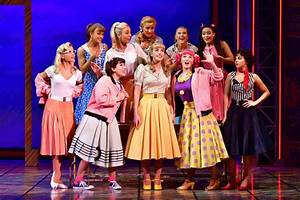 Fifties Style Lighting Grease At The Alhambra Theatre Bradford The State Of