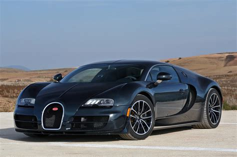 2011 Bugatti Veyron Super Sport ? Auto Car Reviews