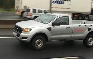 2018 Ford Ranger Truck