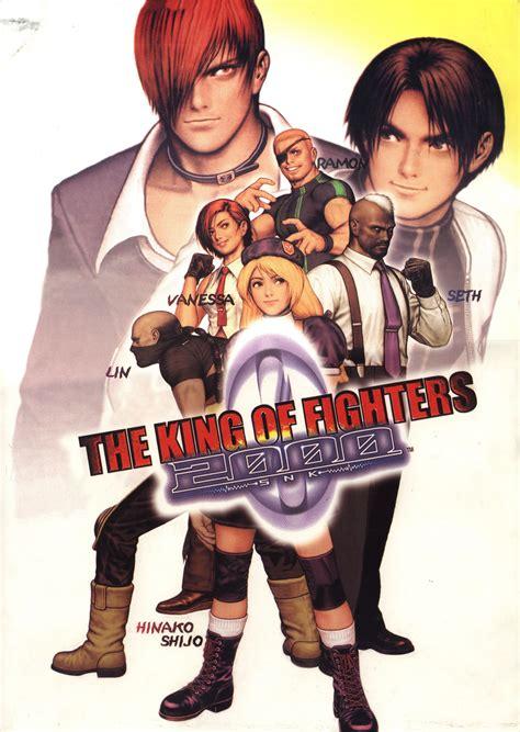 Kof 2000  The King Of Fighters Photo (13368462) Fanpop