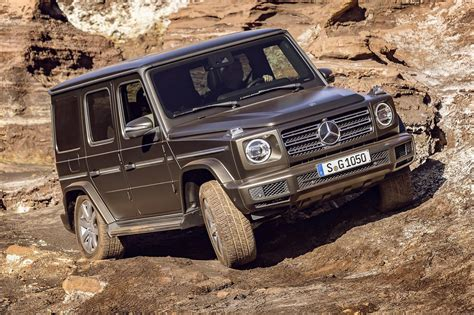 Mercedes Gclass (2018) Pictures, Specs And Info Car