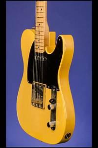 1950 Broadcaster 1998 Custom Shop  Fred Stuart  Guitars