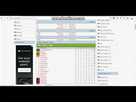livescore yesterday football today livescore soccer  results httplivescorepm youtube