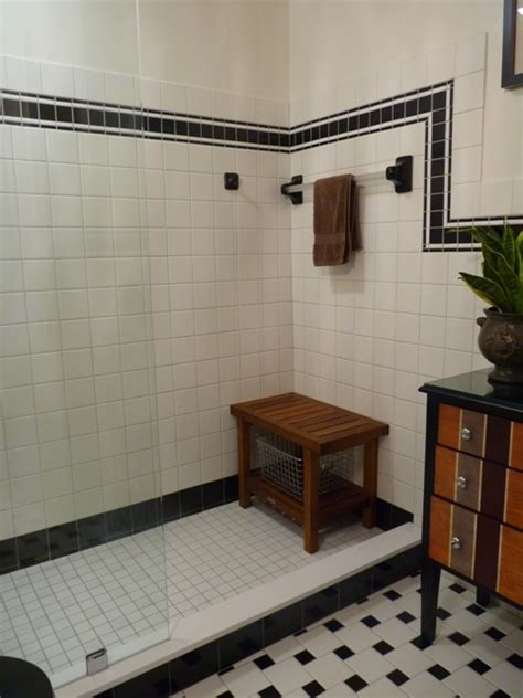 Replacing A Shower by Cast Iron Clawfoot Tub To Shower Conversion Retro Black