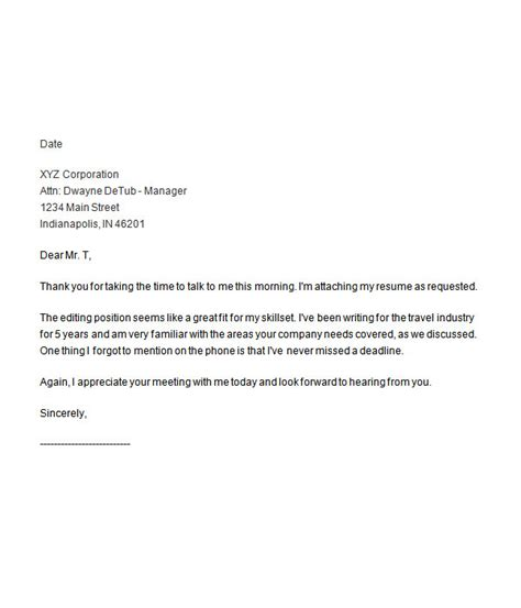 cover letter no recipient thank you letter after interview quotes