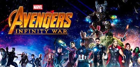 avengers infinity war  hd p latino