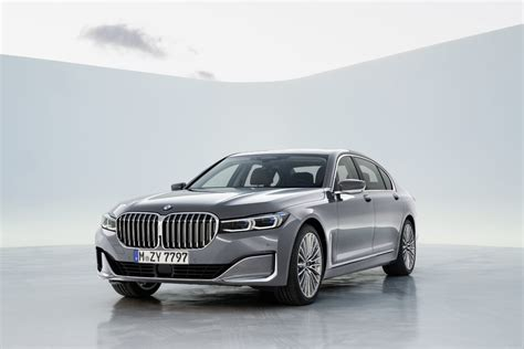 2020 Bmw 7 Series Makes Its Entrance