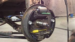 2003 Ford Taurus Rear Drum Brakes Diagram