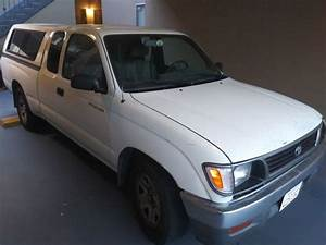 1995 Toyota Tacoma 2wd 4 Cyl Manual Transmission Salvaged