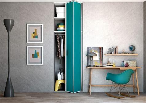 rideaux pour chambre à coucher les portes de placard pliantes pour un rangement joli et