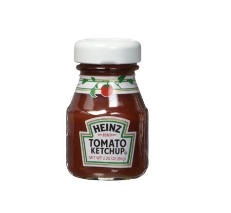 Heinz Ketchup 2.25 oz (12 Pack) - SauceAndToss