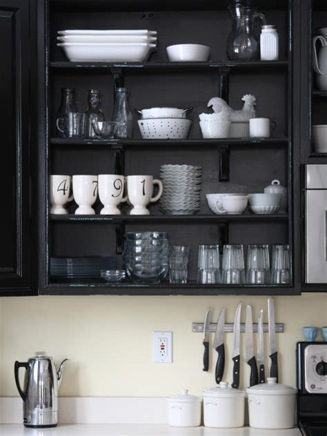 Colorful Painted Kitchen Cabinet Ideas Decorating And