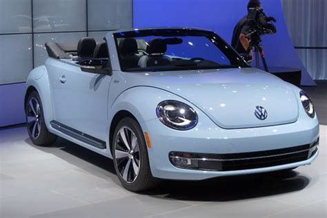 See volkswagen convertible pricing, expert reviews, photos, videos, available colors, and more. 2013 Volkswagen Beetle Convertible debuts at LA Auto Show