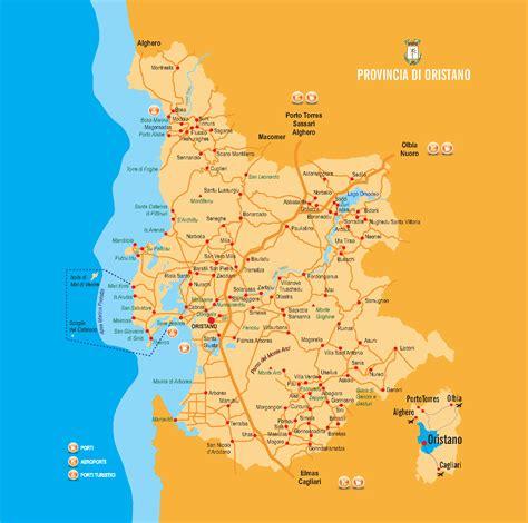 paesaggi archeologici della provincia  oristano