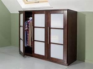 Construire Un Placard : dressing en sous pente finest amenagement placard sous ~ Premium-room.com Idées de Décoration