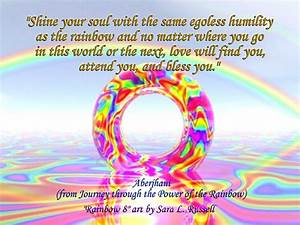 Rainbow Quotes ... Colorful City Quotes