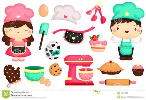 baker cartoons illustrations vector stock images