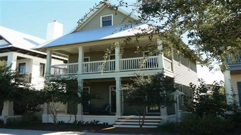 Two Story Narrow Lot Beach House Plans Extremely Narrow