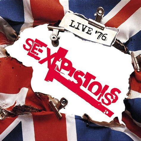 Sex Pistols Prepare Box Set Of Live Recordings News