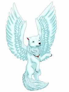 Flying Angel by wolves--anime on DeviantArt