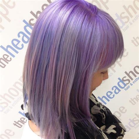 gorgeous pastel purple hairstyles  short long  mid length hair hairstyles weekly