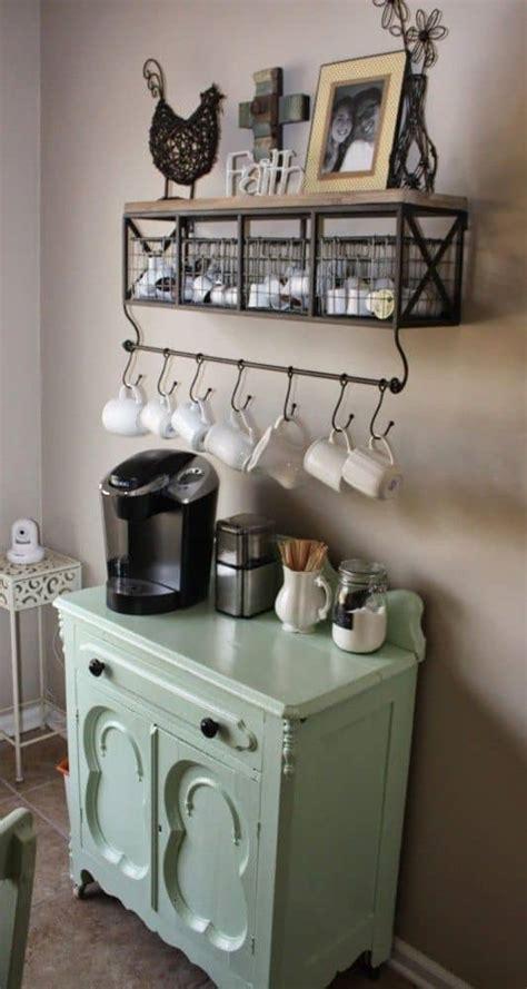 Auszeichnungen und preise für wired coffee bar. 49 Exceptional DIY Coffee Bar Ideas for Your Cozy Home | Homesthetics - Inspiring ideas for your ...