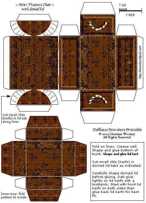 Kitchen Craft Treasures by Treasure Chest Printie Info Food Cakes