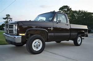 1987 Chevrolet Scottsdale Truck Short Wheel Base 4X4