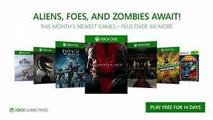 Nouveauté Jeux Xbox One : xbox game pass sept nouveaux jeux en novembre ~ Melissatoandfro.com Idées de Décoration