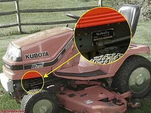 Kubota G1900 Tractor Parts Diagram  U2022 Downloaddescargar Com