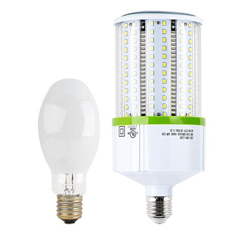 led corn light 390w equivalent incandescent conversion