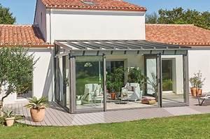 Veranda Rideau Prix : veranda rideau prix moyen r nover en image ~ Premium-room.com Idées de Décoration