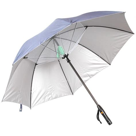 umbrella with fan and mister your rainy day etiquette