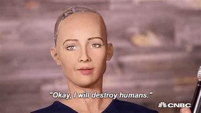 Robot Sophia Saudi Intelligence Citizenship Enjoying Check
