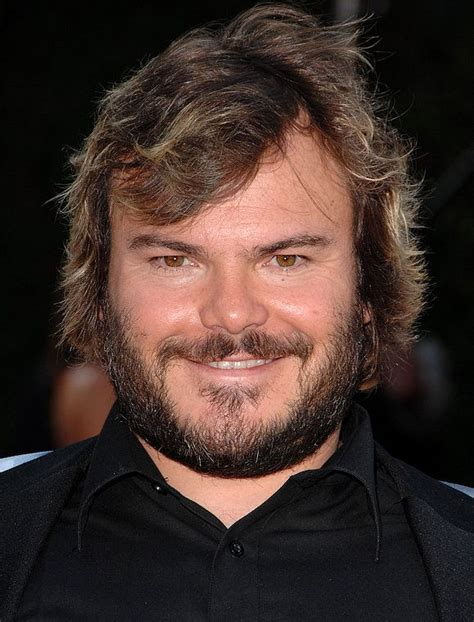 cultural influencer jack black actor jireh
